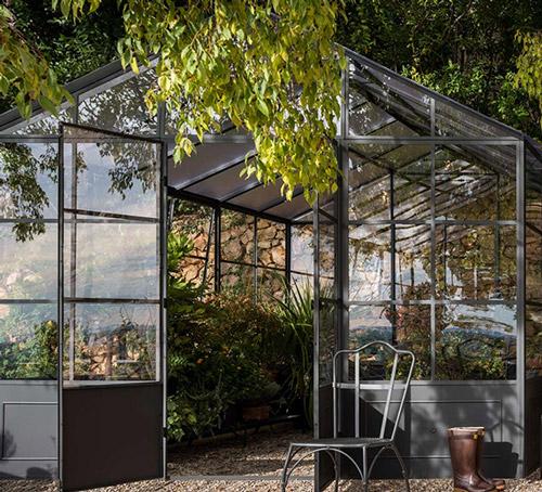 Edificio Botanic - Invernadero